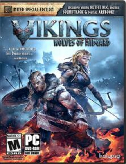 Cheap Steam Games  Vikings Wolves Of Midgard Steam CD Key