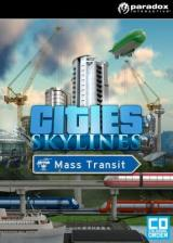 Cheap Steam Games  Cities Skylines Mass Transit Steam CD Key