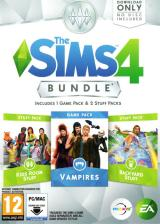 Cheap Origin Games  The Sims 4 Bundle 4 DLC Origin CD Key