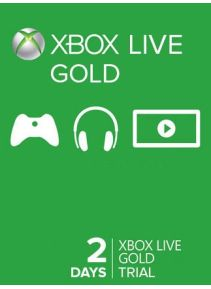 Cheap Gift Cards  Xbox Live Gold 2 Days Trial Code Global