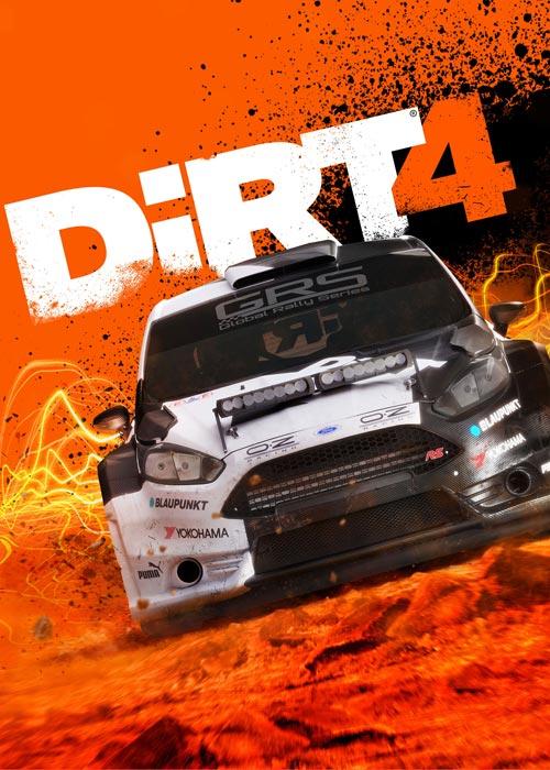 Cheap Steam Games  Dirt 4 Steam CD Key