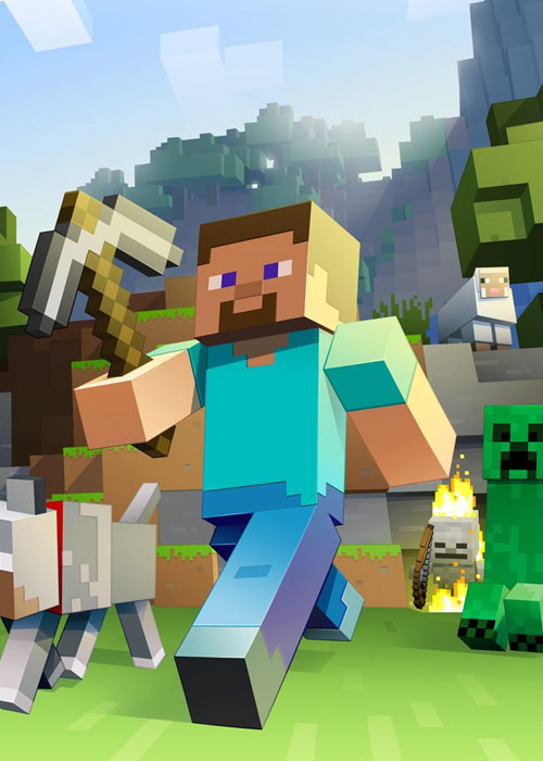 Cheap Xbox Games  Minecraft Edition Pack Xbox One Key Global