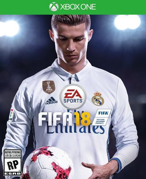 Cheap Xbox Games  FIFA 18 Xbox One Digital Download Code