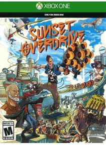 Cheap Xbox Games  sunset Overdrive Xbox One Key Global
