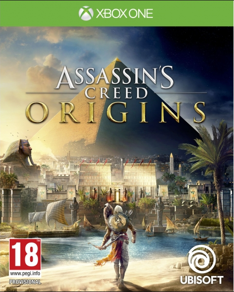 Cheap Xbox Games  Assassin's Creed Origins Xbox One Key Global