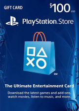 Cheap Gift Cards Play Station Network 100 USD