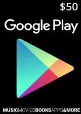 Cheap Gift Cards  Google Play Gift 50 USD