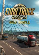Cheap Steam Games  Euro Truck Simulator 2 Gold Bundle Steam Key Global
