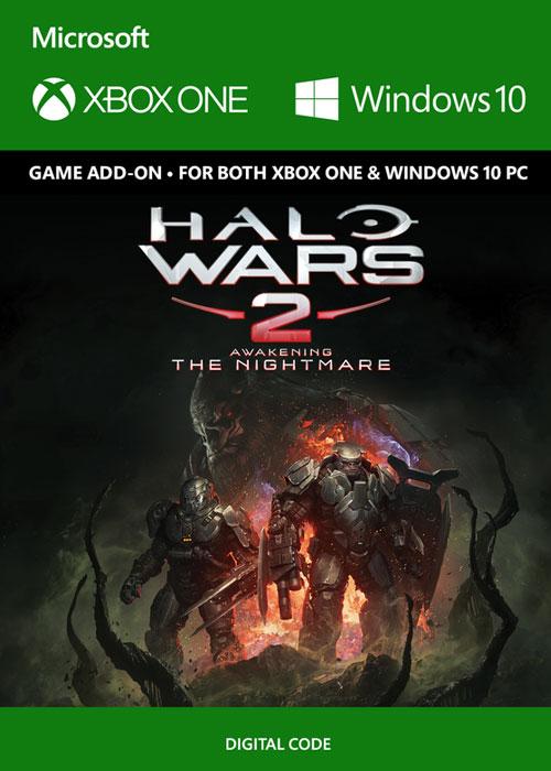 Cheap Xbox Games  Halo Wars 2 Xbox One Key Windows 10 GLOBAL