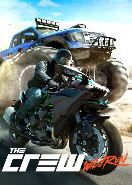 Cheap Uplay Games  The Crew Wild Run DLC Uplay CD Key