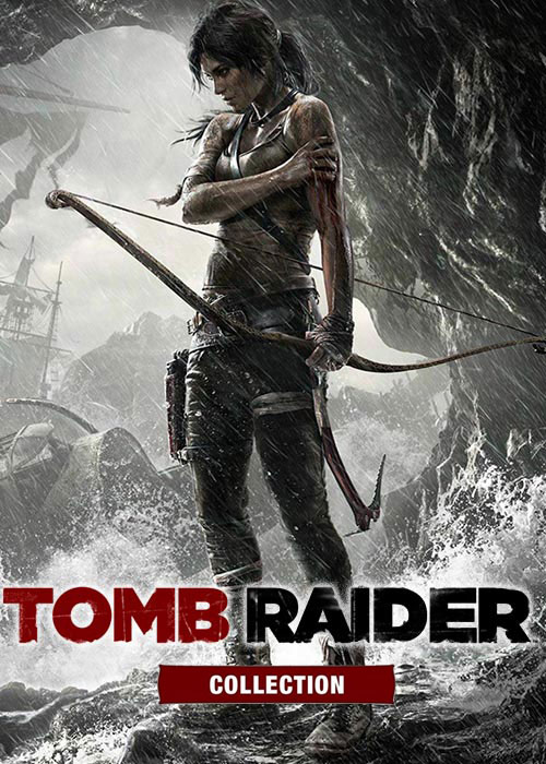 Cheap Steam Games  Tomb Raider Collection Steam CD Key