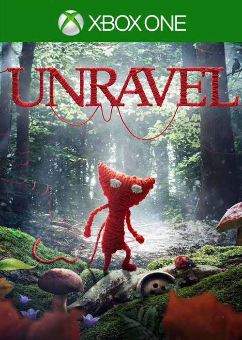 Cheap Xbox Games  Unravel Xbox One Key Global