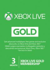 Cheap Gift Cards  Xbox live 3 Month Gold Membership Digital Code
