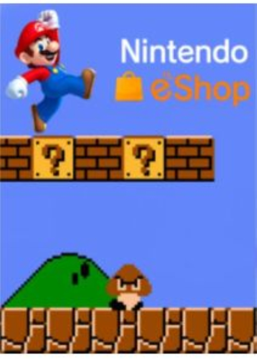 Cheap Gift Cards  Nintendo eShop Card 50 USD