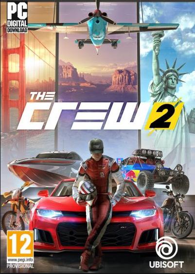 Cheap Uplay Games  The Crew 2 Uplay CD Key EU