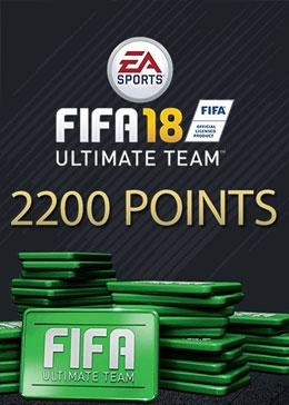 Cheap FIFA18 FIFA 18 2200 FUT Points DLC Origin Key Global PC