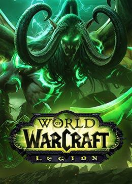Cheap World Of Warcraft World Of Warcraft Expansion Legion EU CD-Key