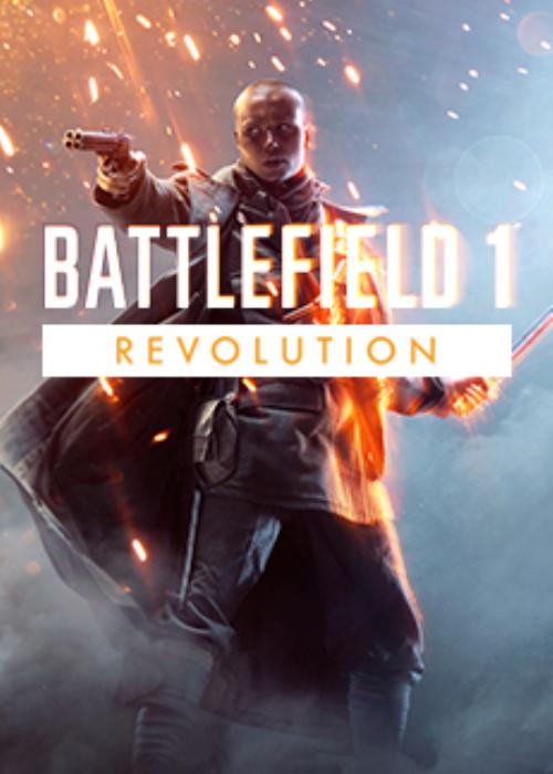 Cheap Origin Games  Battlefield 1 Revolution Origin Key Global
