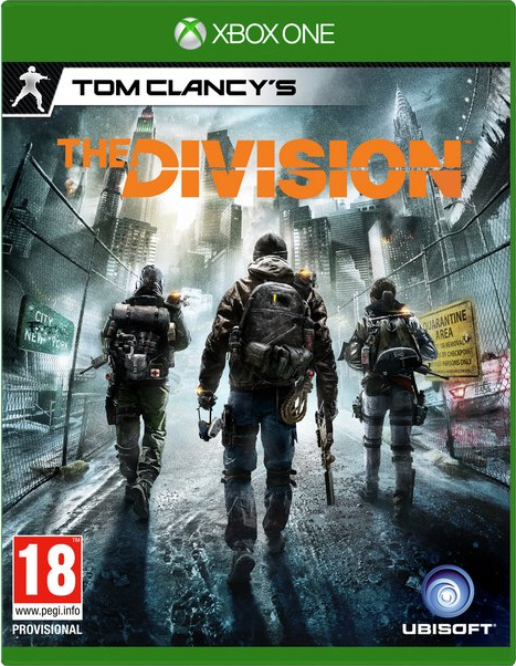 Cheap Xbox Games  Tom Clancy The Division Xbox One Digital Code