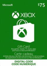 Cheap Warframe XBOX Live Gift Card 75 USD Key