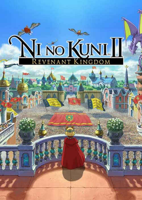 Cheap Steam Games  Ni No Kuni 2 Revenant Kingdom Steam CD Key Global