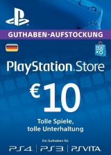 Cheap Gift Cards Play Station Network 10 EUR DE