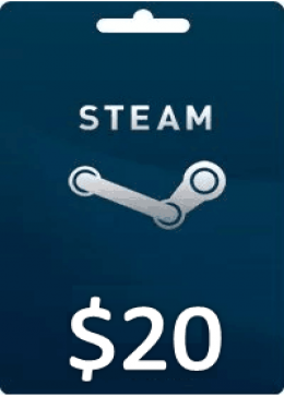 Cheap Steam Gift Card Wallet Code (US)  Steam Gift Card Wallet Code (US)20 USD