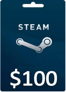 Cheap Steam Gift Card Wallet Code (US)  Steam Gift Card Wallet Code (US)100 USD