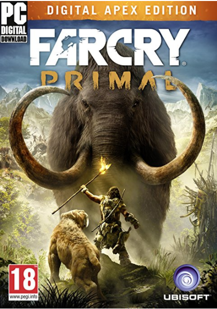 Cheap Uplay Games  Far Cry Primal Digital Apex Edition Uplay CD Key