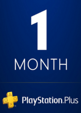 Cheap Playstation Network US  1 Month Playstation Plus