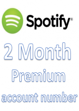 Cheap Runescape Spotify 2 month Premium account number
