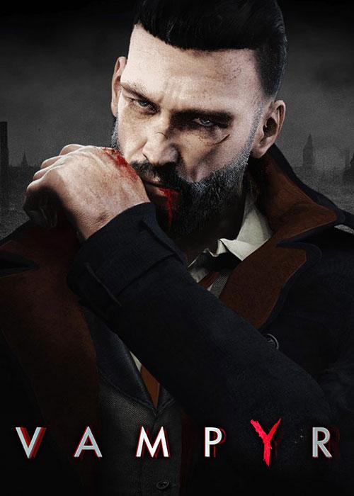 Cheap Steam Games  Vampyr Steam Key Global