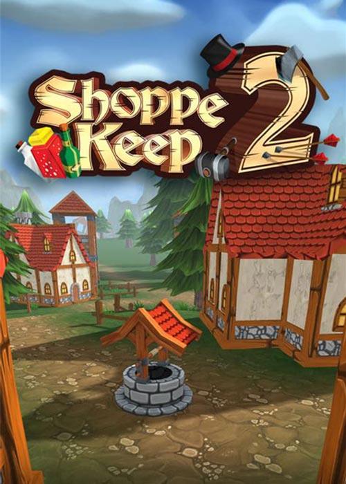 Cheap Steam Games  shoppe Keep 2 Steam Key Global