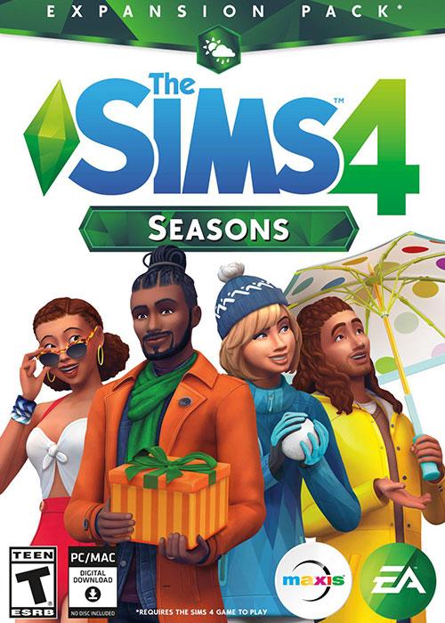 Cheap Origin Games  The Sims 4 Seasons DLC Key Global