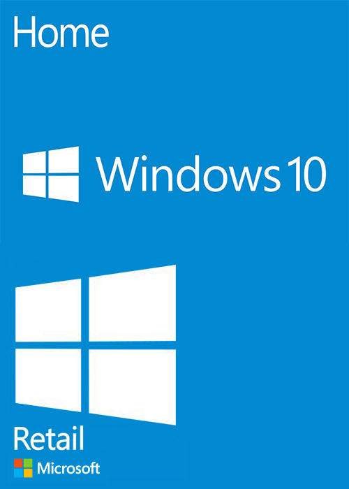 Cheap Software  Microsoft Windows 10 Home Retail CD-KEY GLOBAL