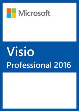 Cheap Software  Visio Professional 2016 Key Global