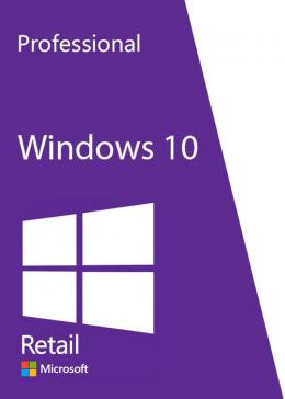 Cheap Software  Microsoft Windows 10 Pro Retail CD-KEY GLOBAL