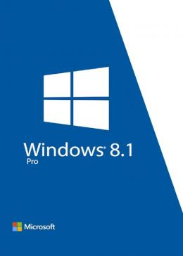 Cheap Software  Microsoft Windows 8.1 PRO OEM CD Key