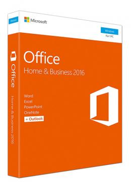 Cheap Microsoft  Microsoft Office Home And Business 2016 CD Key