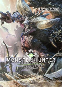 Cheap Steam Games  Monster Hunter: World Deluxe Edition Steam CD Key Global