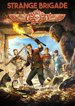 Cheap Steam Games  Strange Brigade Steam Key Global