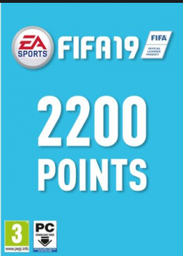Cheap Origin Games FIFA 19 2200 FUT Points DLC Origin Key Global PC