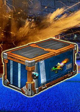 Cheap ROCKET LEAGUE Steam PC 100x Haunted Hallows Crate