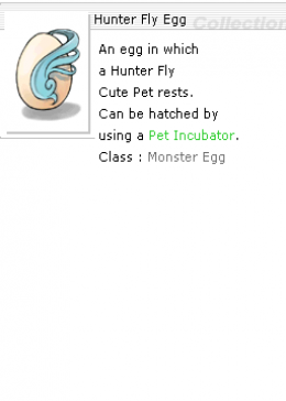 Cheap Ragnarok Online(EU) Chaos Hunter Fly Egg *20