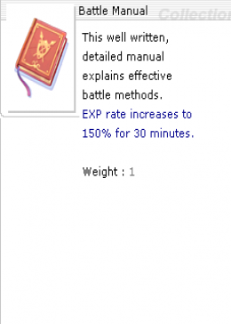 Cheap Ragnarok Online(EU) Chaos Battle Manual *50