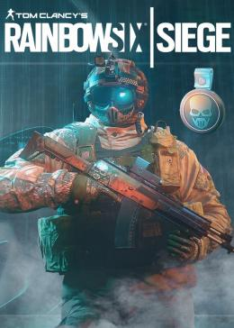 Cheap Tom Clancy's Rainbow Six: Siege PC Platinum weapon skin