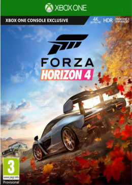 Cheap Xbox Games Forza Horizon 4 Standard Edition XBOX LIVE Key Windows 10 Global