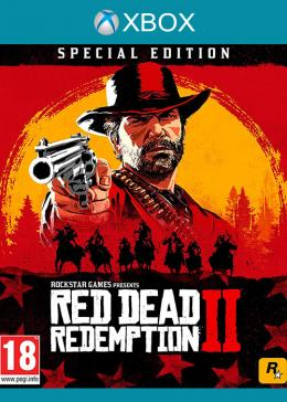 Cheap Xbox Games  Red Dead Redemption 2 Special Edition Xbox One Key Global