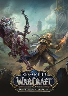 Cheap PC Games  World Of Warcraft Battle For Azeroth Expansion Key EU