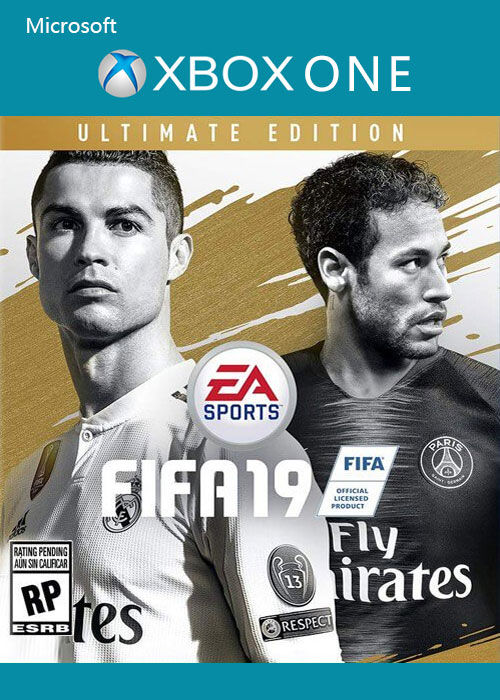 Cheap Xbox Games  FIFA 19 Ultimate Edition Xbox One Key Global